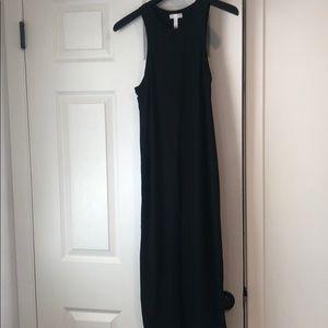Keith black tight dress small